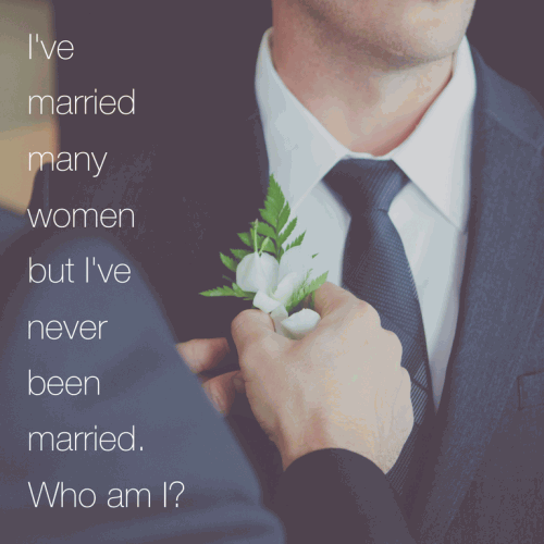 Wedding Riddles