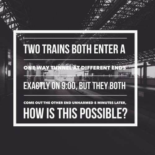Travel Riddles