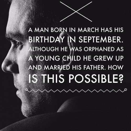 September Riddles