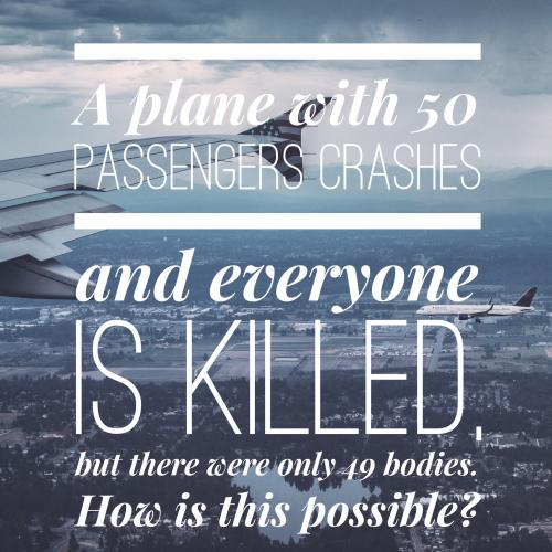 Airplane Riddles