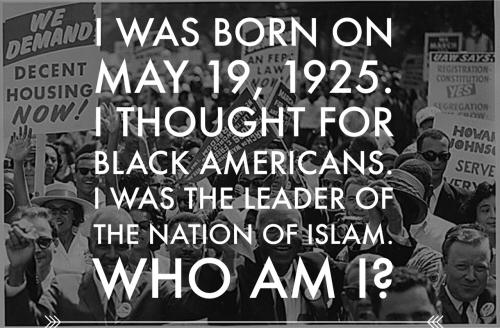 I was born on May 19,1925.