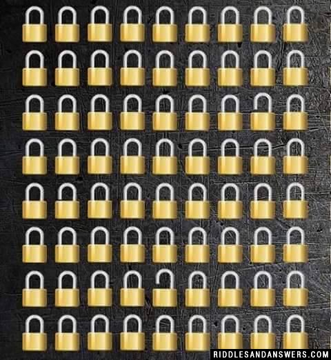 How Many Locks Are Open?