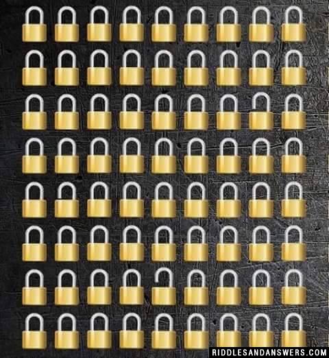 How Many Locks Are Open?