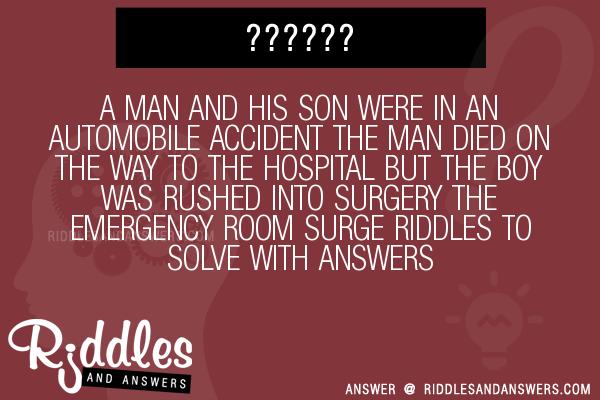 Riddle Emergency Room