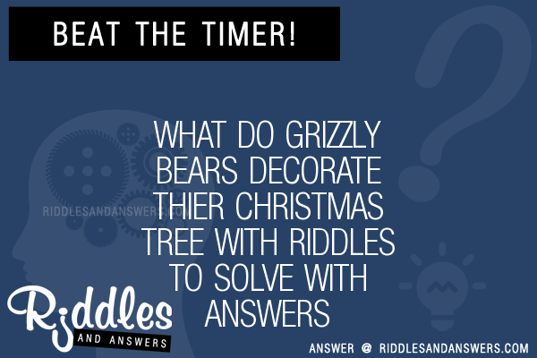 30+ What Do Grizzly Bears Decorate Thier Christmas Tree